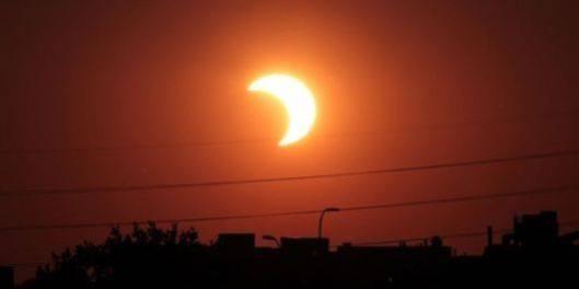 20 marzo 2015 eclissi di sole