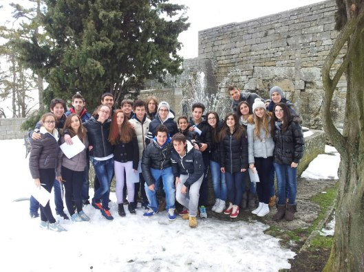 Classe 2 scientifico A anno scolastico 2013 - 2014