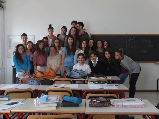 5 Classico; anno scolastico 2013-2014