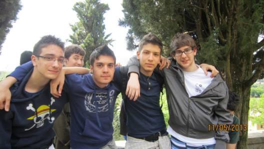 Uomini di 3Sa (2013 - 2014)