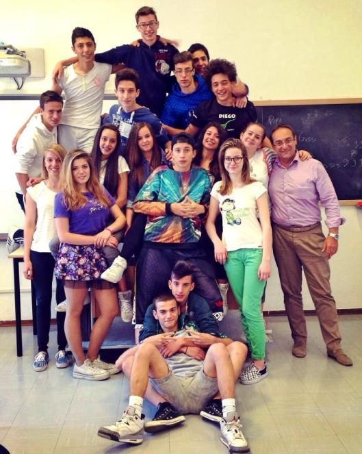 2 Scientifico A 2014 - 2015